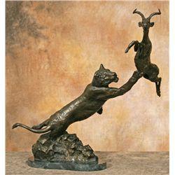 Kenneth Bunn, bronze