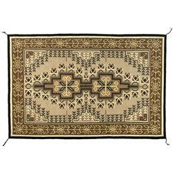 """Navajo Weaving, 4' x 6'1"""", Lucy Begay"""
