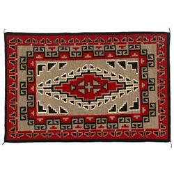 """Navajo Weaving, 4'8' x 3'1"""", Alice Begay"""