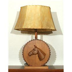 Sweet Water Ranch Lamp, Thomas Molesworth
