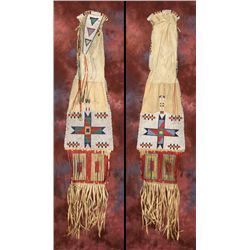 Northern Plains Beaded Pipebag