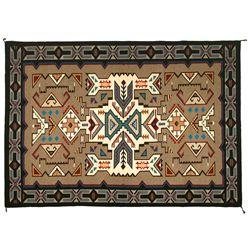 "Navajo Teec Nos Pos Weaving, 7'2"" x 5'"