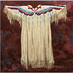 Plateau Beaded Dress