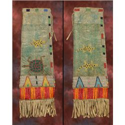 Northern Plains Woman's Beaded Pipebag