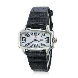 Ladies Stainless Steel Michele Retro Coquete Wristwatch