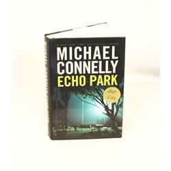 Signed Copy of Echo Park by Michael Connelly BK216
