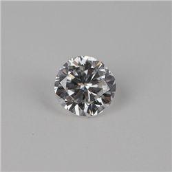 GIA Certified 0.49ct VS1/H Round Cut Loose Diamond GB830