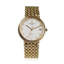 Vintage Vacheron Constantin 18KT Yellow Gold Wristwatch A4460