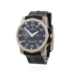 Gents Corum Admiral's Cup Competition 48 Titanium Watch GB787