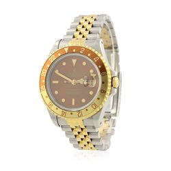 Gents Rolex GMT Master II Two-Tone Wristwatch A4486