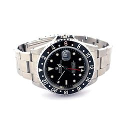 Gents Rolex Date Model GMT-Master Wristwatch A3561