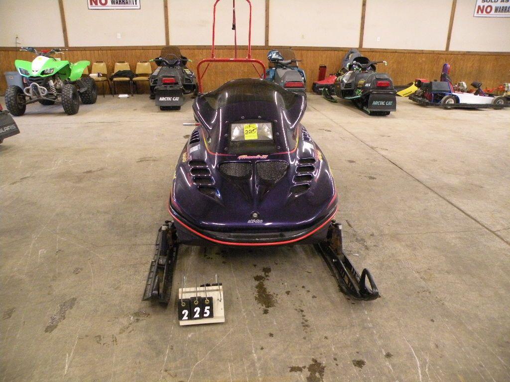 1996 Ski Doo Formula III 600 SN-107701685