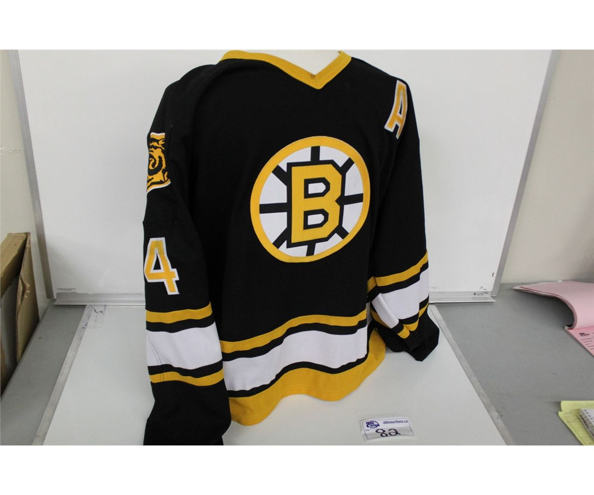 new products f6e41 2aeae VINTAGE REPLICA BOBBY ORR JERSEY