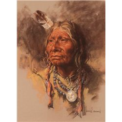 Indian Chief by Brown, Harley