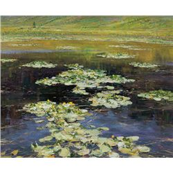 Lilies by Goebel, Rod