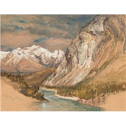 Banff May 24,1892 by Colman, Samuel