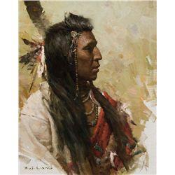 Shoshone Man  by Liang, ZS