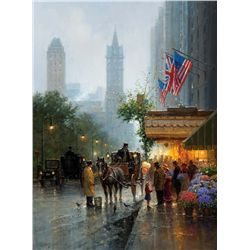 New York, New York by Harvey, G.