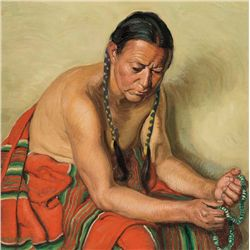 Taos Chief by Hennings, E. Martin