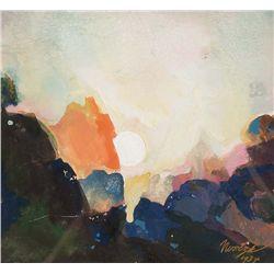 Mountain Sunrise by Dixon, Maynard