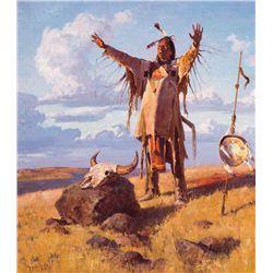 Calling the Buffalo by Norton, Jim