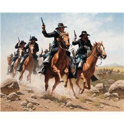 Hostiles on the Ridge by McCarthy, Frank