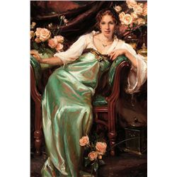 Celadon and Rose by Gerhartz, Daniel