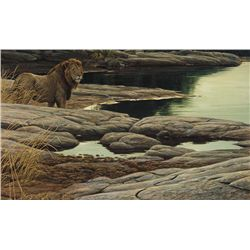 Lion at Tsavo by Bateman, Robert
