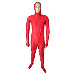 Big Lebowski Uli Kunkel-Nihilist #1 (Peter Stormare) Red Body Suit