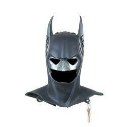 Batman& Robin/ Batman Forever  Cowl George Clooney/Val Kilmer