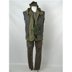 Terminator Salvation Kyle Reese (Anton Yelchin) Costume