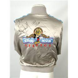 Michael Jackson Autographed MGM-Disney Jacket
