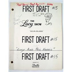 The Lucy Show Script With Notes