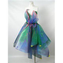 Debby Ryan Go Girl Cover Dress By R-mine Bespoke