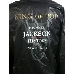 Michael Jackson World HIStory Tour Windbreaker