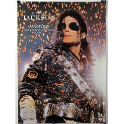 Michael Jackson HIStory Poster