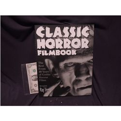 FAMOUS MONSTERS CLASSIC HORROR FILM BOOK