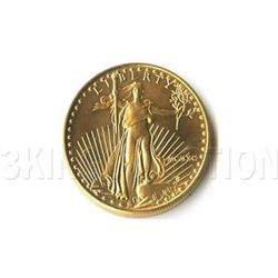 US American Gold Eagle Uncirculated One-Tenth Ounce 199