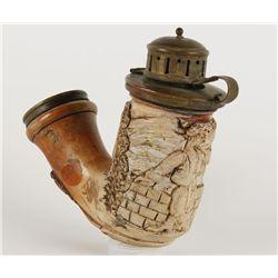 18th-19th Century Meerschaum Pipe