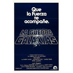 "Star Wars: Episode IV - A New Hope - Spanish Advance One-Sheet (27"" X 41"")"