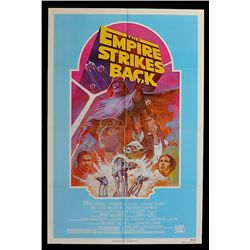 Star Wars: Episode V - The Empire Strikes Back - Re-release 1982 Color-Variant One-Sheet Poster