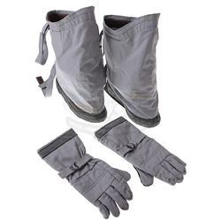 2010 - Space Suit Boots & Gloves