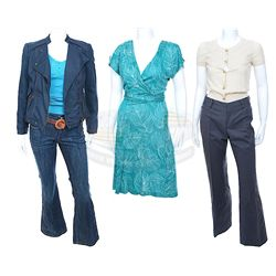 Alice (TV) (2009) - Carol's Outfits (Teryl Rothery)