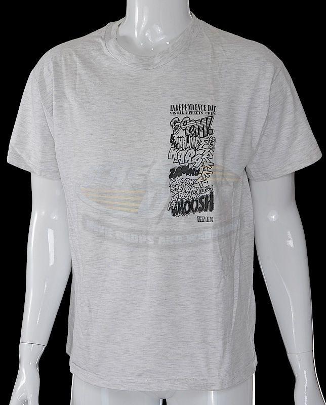 aa62331b Loading zoom · Image 1 : Independence Day - Crew Shirt & Photo ...