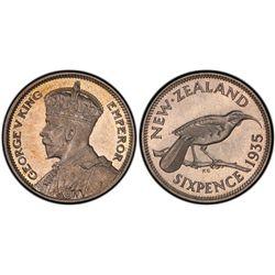 New Zealand Waitangi Proof Set