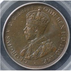 1924 Penny PCGS MS64 Brown
