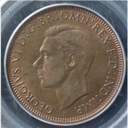 1942I Penny PCGS MS64 RB
