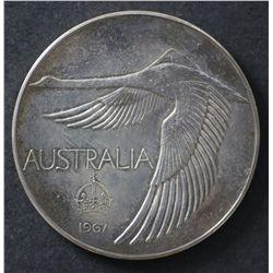 1967 Pattern Goose Dollar