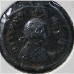 Eudoxia, Wife of Arcadius AE3