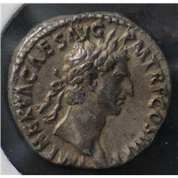 Ancient Rome Nerva Denarius 96-98 AD